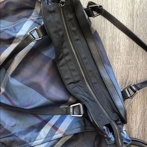 Burberry Bags - SOLD Burberry Buckleigh Zip Tote